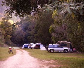 Mt Warning Holiday Park - Accommodation Port Macquarie
