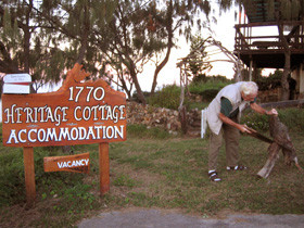 1770 Heritage Cottage - Accommodation Port Macquarie
