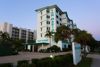 San Marino By The Sea Apartments - Accommodation Port Macquarie