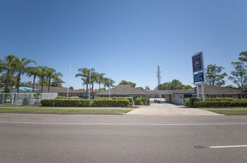 Colonial Terrace Motor Inn - Accommodation Port Macquarie