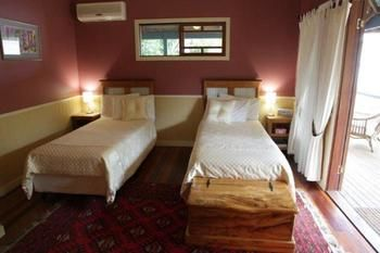 Eumundi Gridley Homestead BampB - Accommodation Port Macquarie