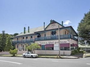 The Victoria amp Albert Guesthouse - Accommodation Port Macquarie
