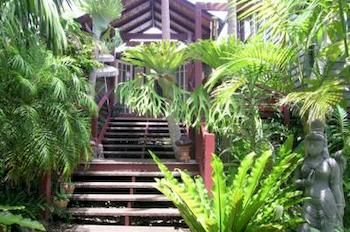Maleny Tropical Retreat Balinese Bampb - Accommodation Port Macquarie
