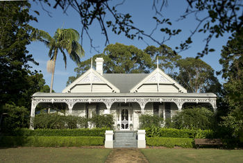 The Villa - Country House Retreat - Accommodation Port Macquarie