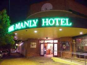 Manly Hotel The - Accommodation Port Macquarie
