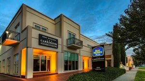 BEST WESTERN PLUS The Carrington - Accommodation Port Macquarie