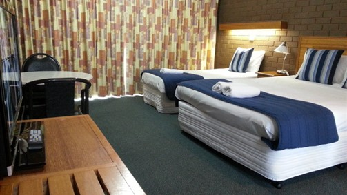 Barooga Country Inn Motel - Accommodation Port Macquarie