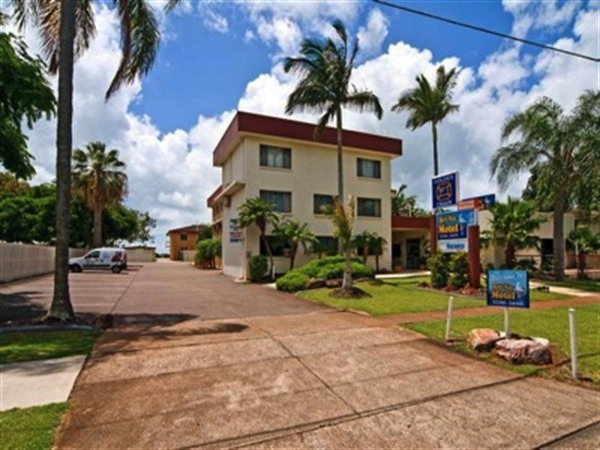 Cleveland Bay Air Motel - Accommodation Port Macquarie