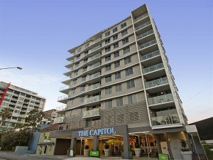 The Capitol Apartments - Accommodation Port Macquarie