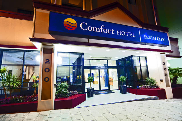Comfort Hotel Perth City - Accommodation Port Macquarie