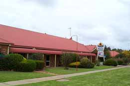 Quality Inn Parkes International - Accommodation Port Macquarie