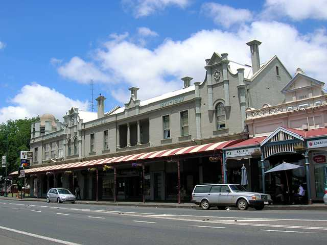 Commercial Hotel Camperdown - Accommodation Port Macquarie