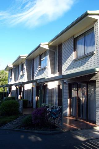 Davey Place Holiday Town Houses - Accommodation Port Macquarie