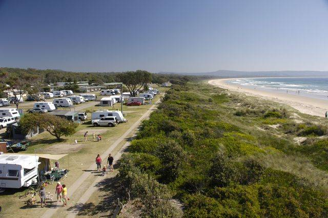 Discovery Holiday Parks - Pambula Beach - Accommodation Port Macquarie