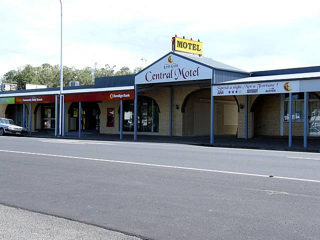 Gin Gin Central Motel - Accommodation Port Macquarie