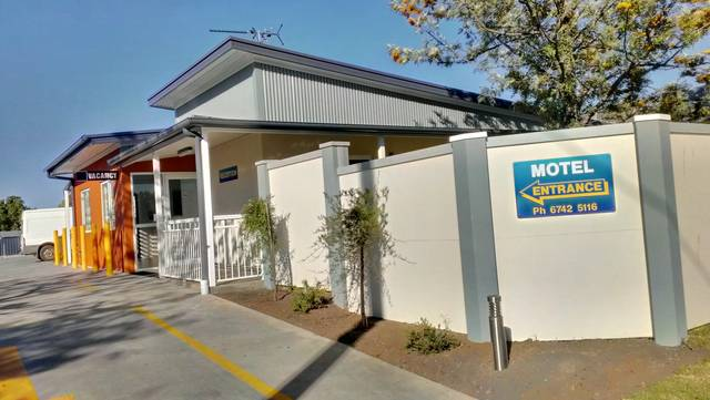 Gunnedah Lodge Motel - Accommodation Port Macquarie