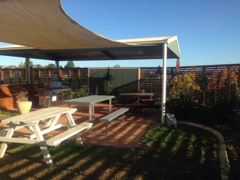 Gympie Caravan Park - Queens Park - Accommodation Port Macquarie