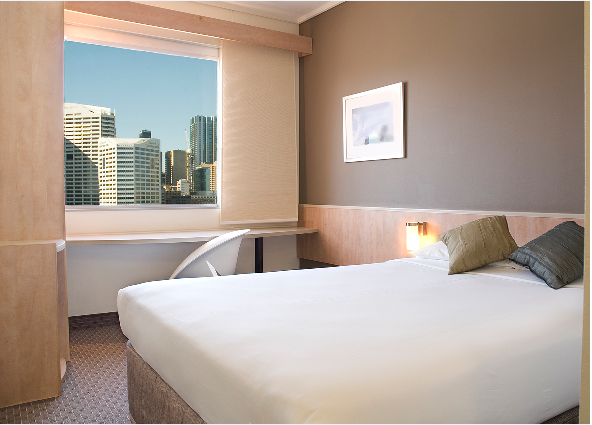 ibis Sydney Darling Harbour - Accommodation Port Macquarie