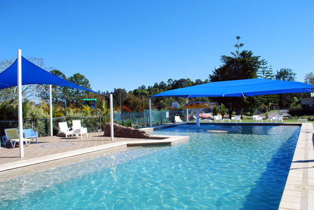 Nambucca River Tourist Park - Accommodation Port Macquarie