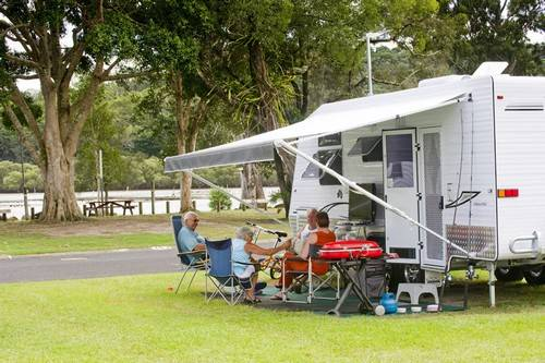 North Coast Holiday Parks Ferry Reserve - Accommodation Port Macquarie