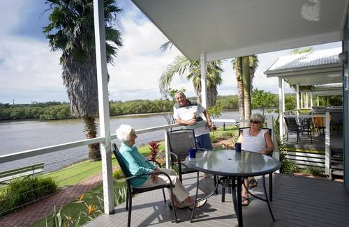 North Coast Holiday Parks Terrace Reserve - Accommodation Port Macquarie