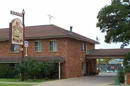 Parkes All Settlers Motor Inn - Accommodation Port Macquarie