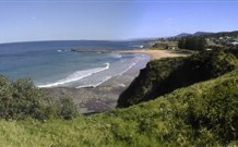 Coledale Beach Camping Reserve