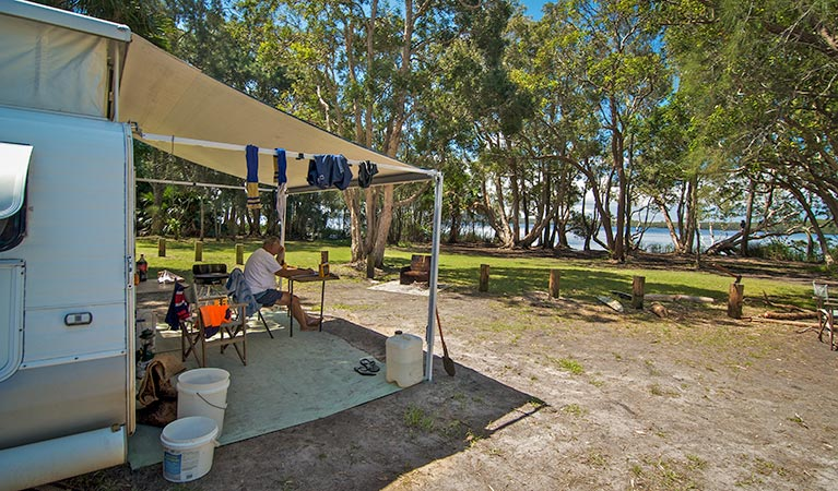 Dees Corner campground - Accommodation Port Macquarie