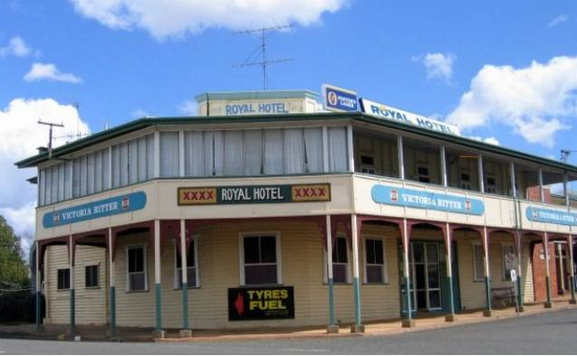 Royal Hotel Mundubbera - Accommodation Port Macquarie