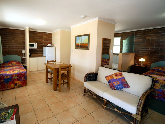 Rubyvale Motel  Holiday Units - Accommodation Port Macquarie