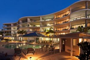 The Norfolks on Moffat Beach - Accommodation Port Macquarie
