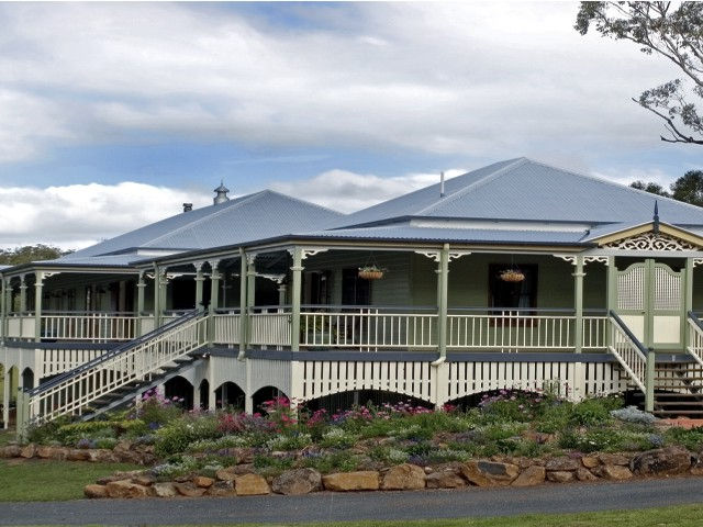 The Sanctuary Springbrook Guest House Cottage - Accommodation Port Macquarie