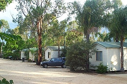 Yallakool Caravan Park on Bjelke-Petersen Dam - Accommodation Port Macquarie