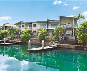 Bay View Luxury Waterfront Villa - Accommodation Port Macquarie
