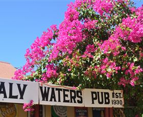 Daly Waters Historic Pub - Accommodation Port Macquarie