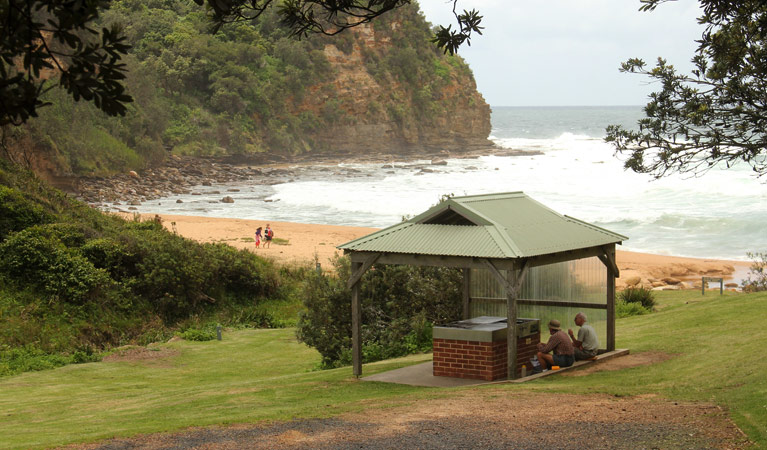 Little Beach campground - Accommodation Port Macquarie