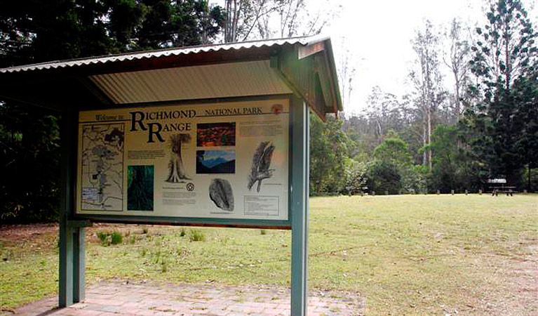 Peacock Creek campground - Accommodation Port Macquarie