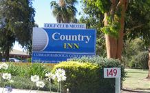 Barooga Country Inn Motel - Barooga - Accommodation Port Macquarie