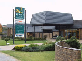 Quality Inn Baton Rouge - Accommodation Port Macquarie