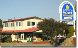 Sovereign Motor Inn Cooma - Accommodation Port Macquarie