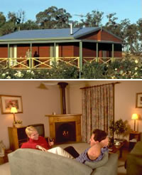 Twin Trees Country Cottages - Accommodation Port Macquarie