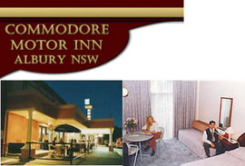Commodore Motor Inn - Accommodation Port Macquarie