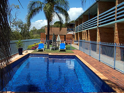 Tannum on the Beach Motel - Accommodation Port Macquarie