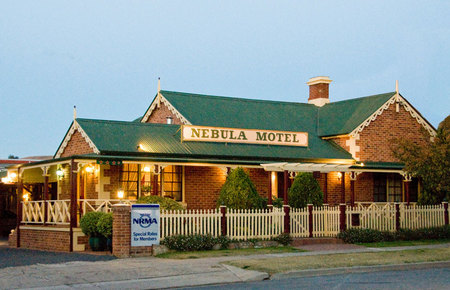 Nebula Motel - Accommodation Port Macquarie