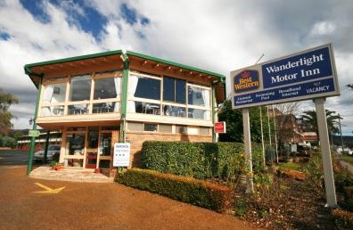 Best Western Wanderlight Motor Inn - Accommodation Port Macquarie