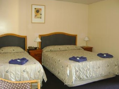 Mudgee Motor Inn - Accommodation Port Macquarie