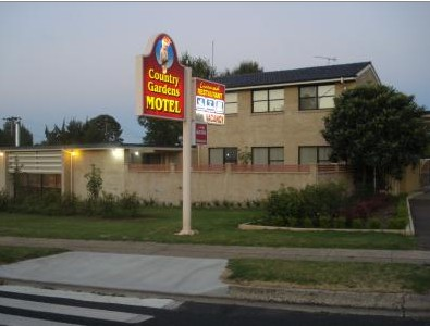 Country Gardens Motel Coonabarabran - Accommodation Port Macquarie