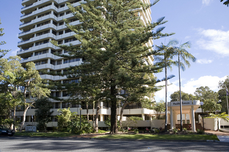 Pacific Towers Holiday Apartments - Accommodation Port Macquarie
