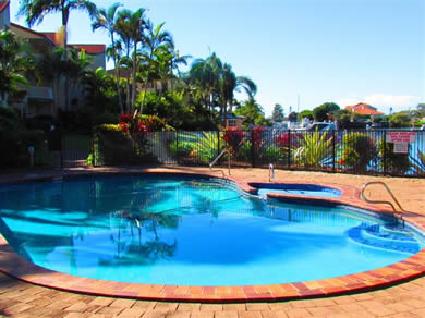 Bayview Waters Apartments - Accommodation Port Macquarie