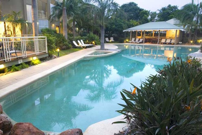 Colonial Resort Noosa - Accommodation Port Macquarie